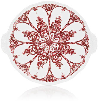 Babele Antico Cake Plate With Handles