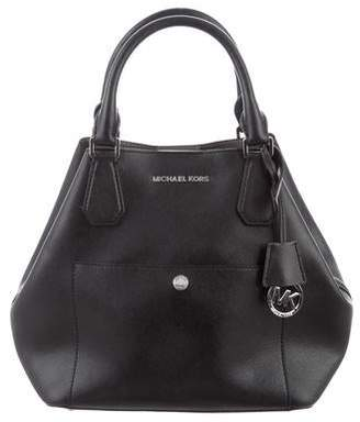 Michael Kors Leather Structured Bag