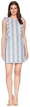 Kensie Awning Stripe Dress KS5K8253 Women's Dress
