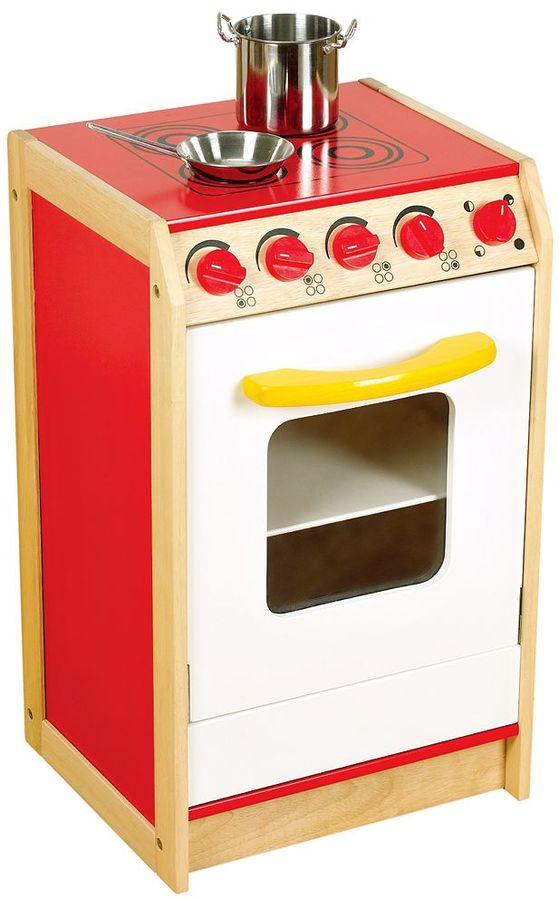 Guidecraft kitchen stove