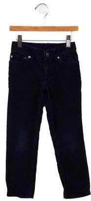 Brooks Brothers Boys' Corduroy Straight-Leg Pants