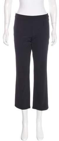 Prada Cropped Straight-Leg Pants