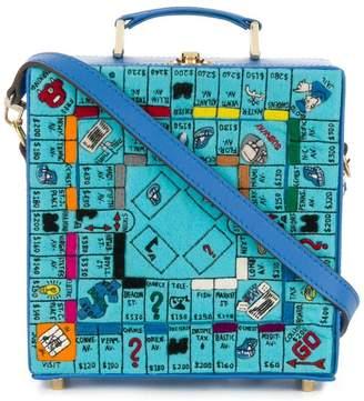 Olympia Le-Tan 'Paris Game Board' clutch