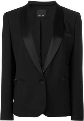 Pinko shawl collar blazer