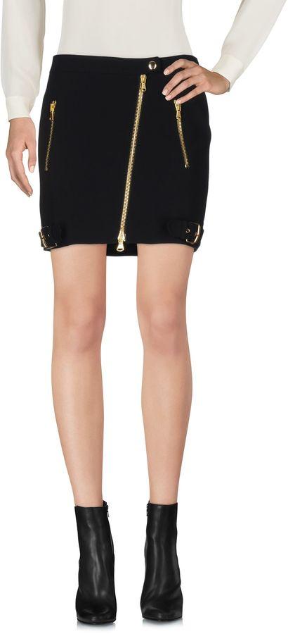 MoschinoMOSCHINO COUTURE Mini skirts