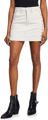 A.L.C. Ringo Skirt w\/ Side Lace Detail
