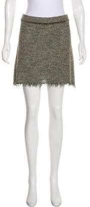 Isabel Marant Knit Mini Skirt