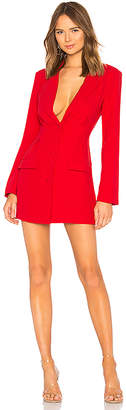 h:ours x Yovanna Ventura Amanda Blazer Mini Dress
