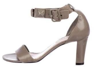 Marc Jacobs Embellished Ankle-Strap Sandals