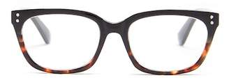 Ellen Tracy Square Acetate Frame Reading Glasses