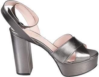 Anna F Ankle Strap Platform Sandals