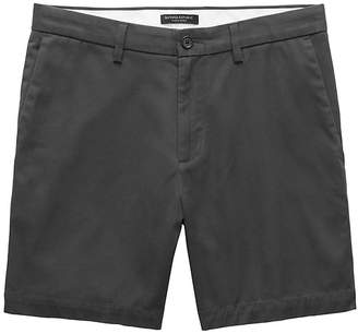 "Banana Republic 7"" Stretch-Cotton Aiden Slim Short"