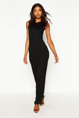 boohoo Tall Basic Maxi Dress