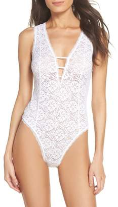 Free People Intimately FP Mason Thong Bodysuit