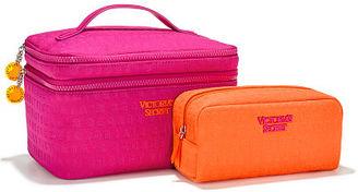 Victorias Secret Train Case Duo $48 thestylecure.com