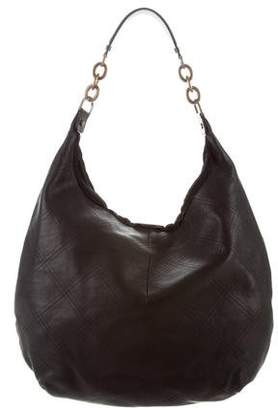 Lanvin Quilted Leather Hobo