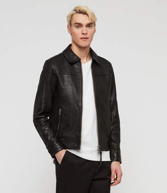 AllSaints Callon Leather Jacket