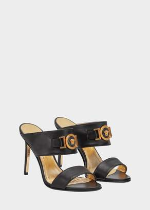 Versace Icon Leather Sandals