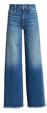 Frame Women's Maggie Palazzo Wide Leg Jeans