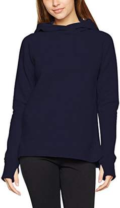 Bench Women's Cosy Sports Hoodie, (Maritime Blue BL193), (Size: S)