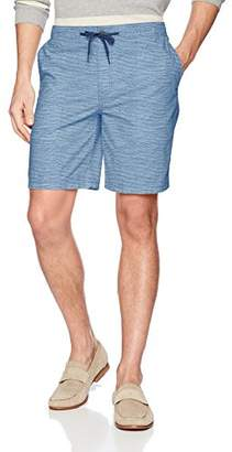 Izod Men's Saltwater Chambray Walking Short