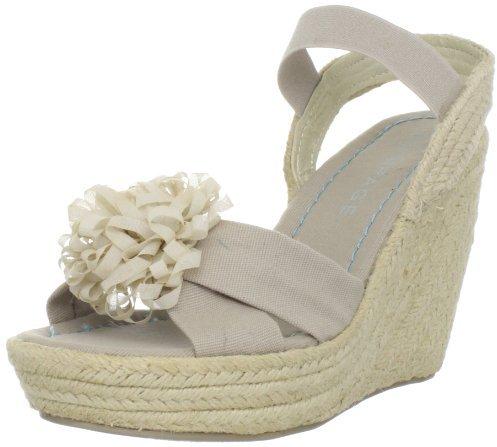 Rampage Women's EMO Platform Sandal