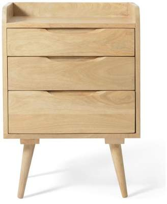 M.O.D. Larsson 3-Drawer Nightstand for Bedroom