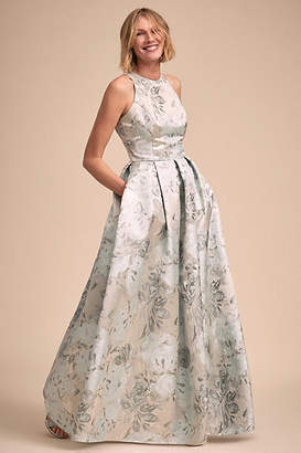 Anthropologie Faryn Wedding Guest Dress