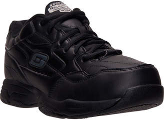 Skechers Men's Relaxed Fit: Felton - Altair Slip-Resistant Work Shoes