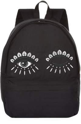 Kenzo Winking Eye Backpack