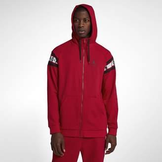 Jordan Jumpman Air Men's Full-Zip Basketball Hoodie
