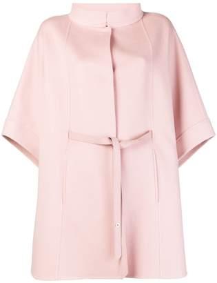 Loro Piana oversize belted coat