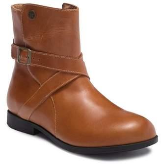Birkenstock Collins Leather Moto Boot