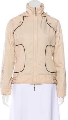 Blumarine Fleece-Lined Casual Jacket