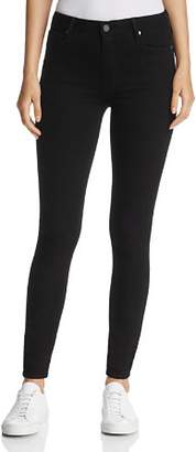 Parker Smith Skinny Jeans in Noir
