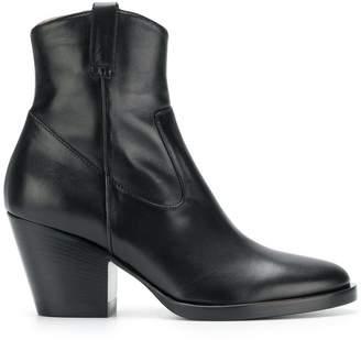 A.F.Vandevorst pull-on boots