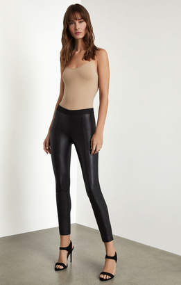 9cacc9cfeda0e8 BCBGMAXAZRIA Andrei Faux Leather Legging