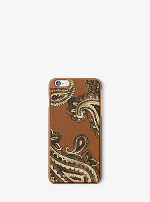 Michael Kors Jet Set Travel Phone Cover For Iphone 6 Plus