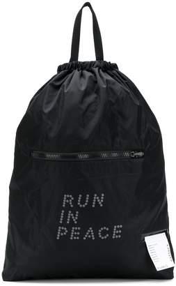 Satisfy The Gym bag