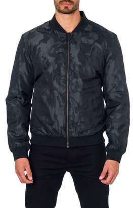 Jared Lang New York Reversible Bomber Jacket