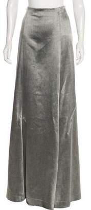Theyskens' Theory A-Line Maxi Skirt