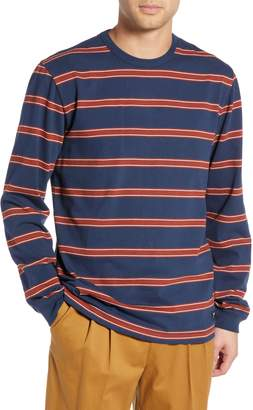 Vans Watson Striped Long Sleeve T-Shirt