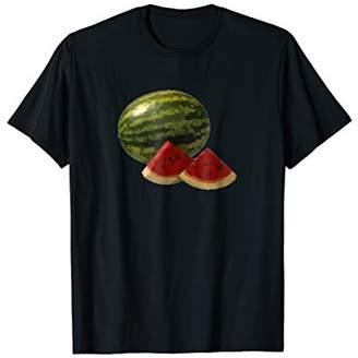 Watermelon T-Shirt   Melon Fruit Seed Shirt