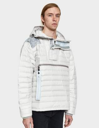 adidas Day One Down Jacket in Talc