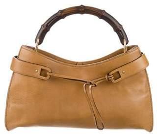 Gucci Vintage Bamboo Handle Bag