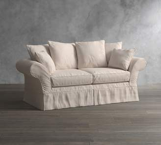 Pottery Barn Charleston Slipcovered Sofa