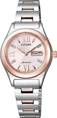 [シチズン]CITIZEN 腕時計 CITIZENコレクション メカニカルウオッチ PD7166-54W レディース
