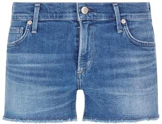 Citizens of Humanity Ava Mid-Rise Shorts