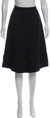 Marc by Marc Jacobs Knee-Length A-Line Skirt