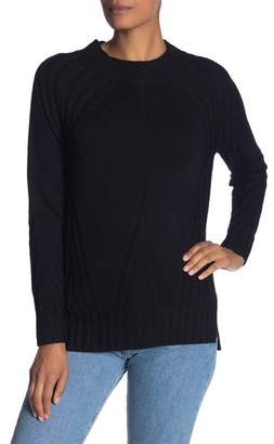 Fate Ribbed Knit Sweater